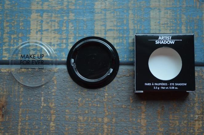 make up for ever artist shadow eyeshadow makeup forever crystalline papaya creme brulee slate pink