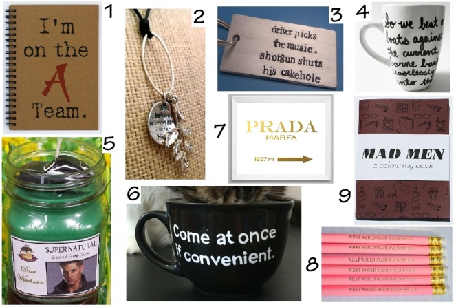 moments of a mermaid gift guide christmas 2014 momentsofamermaid etsy tv shows