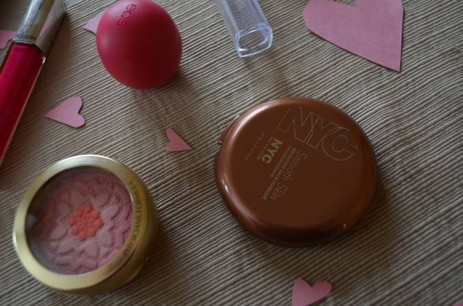 nyc sunny bronzer review swatch swatches