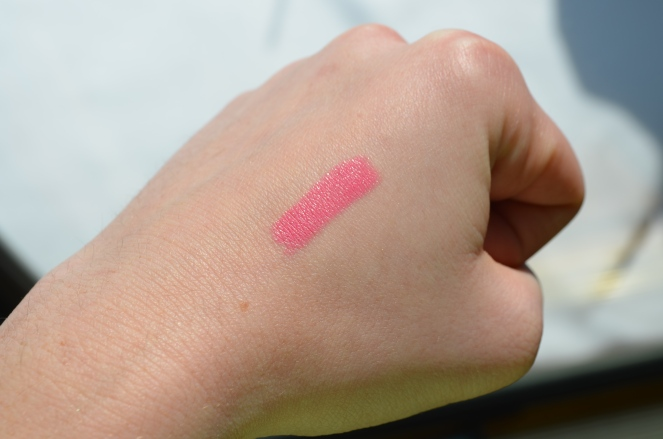 jing ai velvet shine lip jewel pink a boo boxycharm february 2015 review swatch swatches beauty subscription box makeup