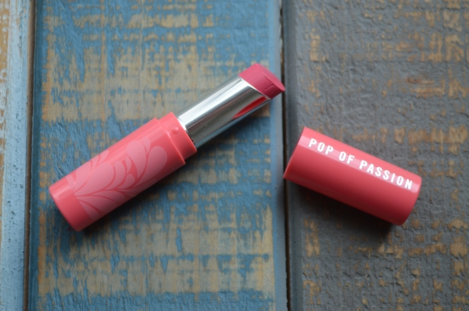 BareMinerals Pop of Passion Lip Oil-Balm in Pink Passion