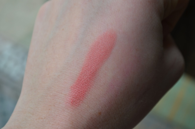 Clinique Chubby Stick Cheek Color Balm in Robust Rhubarb