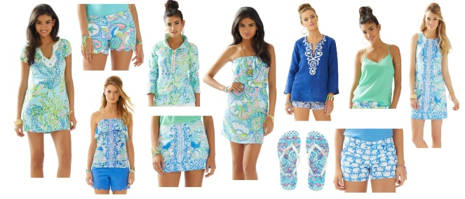 lilly summer 2015 blue