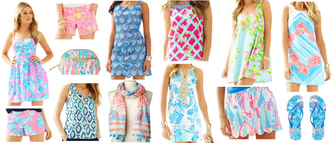 blog post favorites lilly splash into summer