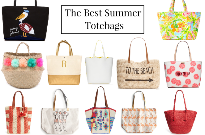 the best summer tote bags