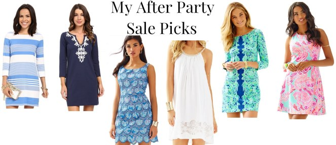 lilly after party sale picks