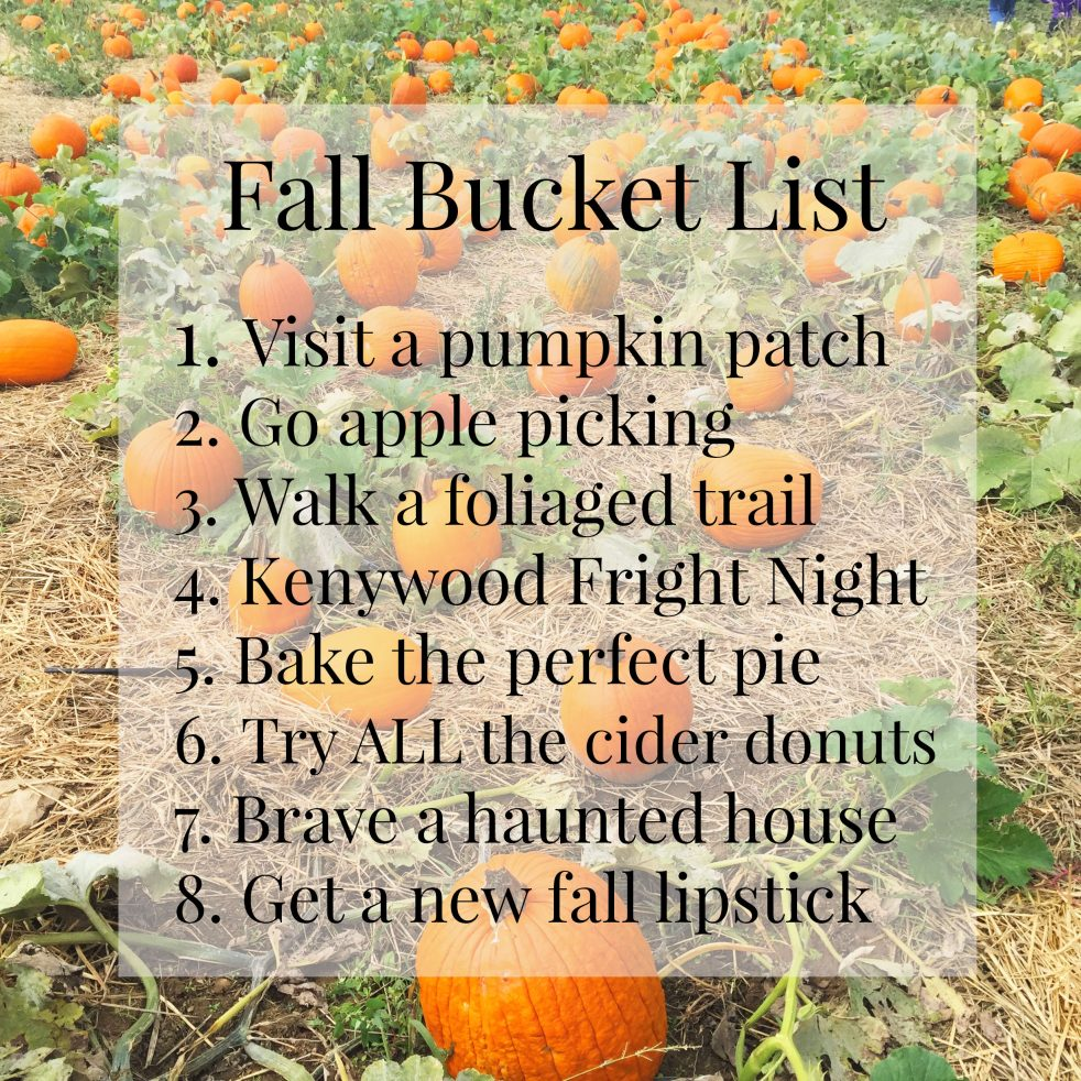 fall bucket list pittsburgh preppy lifestyle blogger