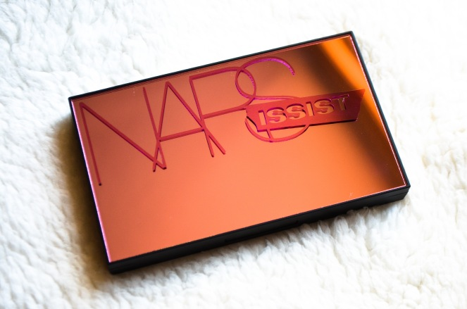 nars narsissist unfiltered cheek palette unfiltered ii swatch swatches review blush makeup blog momentsofamermaid beauty moments of a mermaid