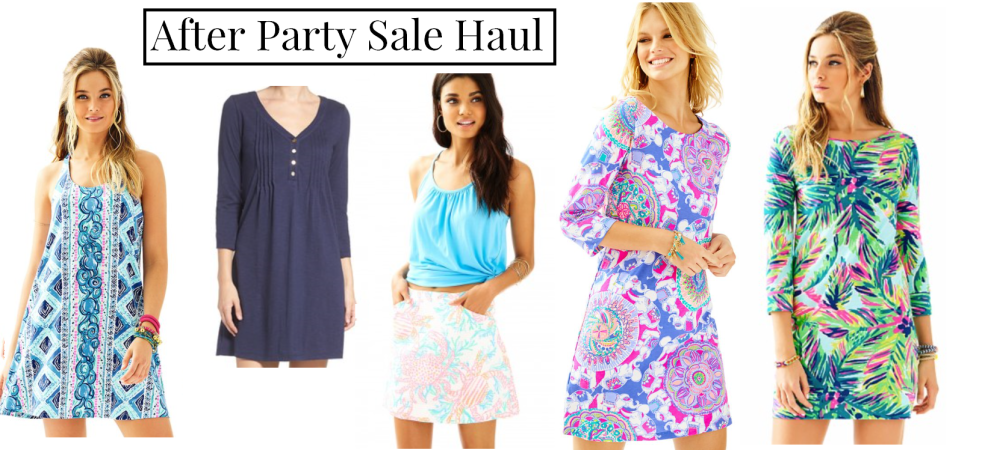 Lilly pulitzer after party sale haul 2017 clearance what i got spring summer clothing momentsofamermaid moments of a mermaid blog