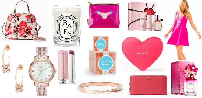 valentine's day gift guide for her presents girlfriend wife sister mother friend best friend aunt cousin daughter lilly pulitzer kate spade valentines day february 14 diptyque sugarfina jewelry perfume fragrance dress what to buy momentsofamermaid moments of a mermaid blog blogger fashion