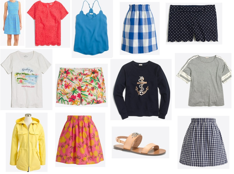 j crew factory new arrivals spring 2017 momentsofamermaid moments of a mermaid blog blogger fashion style preppy classic outfit ootd